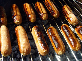 Attend the St George's Sausage Sizzler on Saturday 21st April!