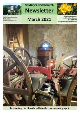 March 2021 Parish Newsletter