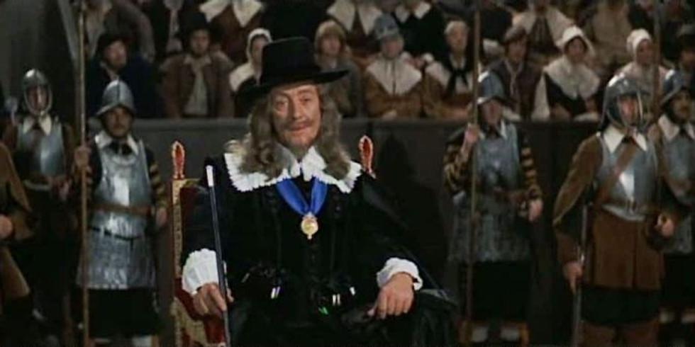 St Mary's Film Club: Cromwell