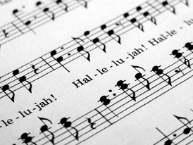 Full event details and running order for the Music at St Mary's choral workshop; Handel's Messiah -