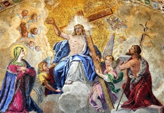 Sunday after Ascension: Who's in charge?