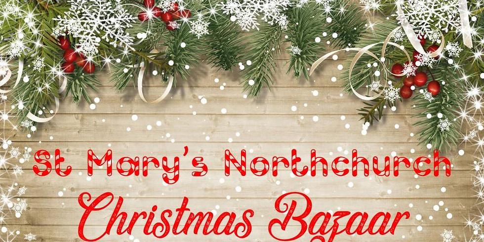 St Mary's Northchurch Christmas Bazaar