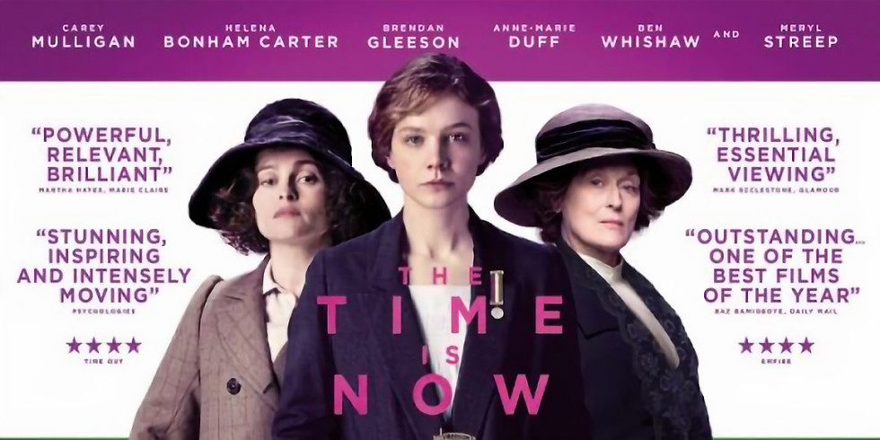St Mary's Film Club - Suffragette