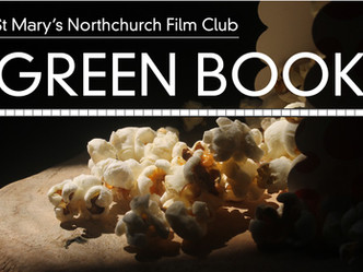 St Mary's Film Club: Green Book