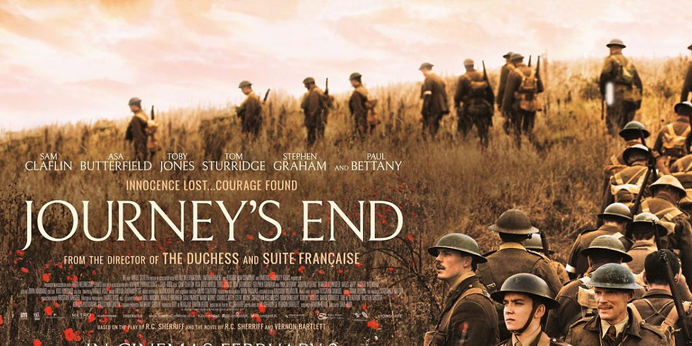 St Mary's Film Club: Journey's End