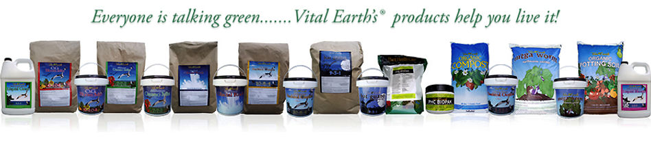 Vital earth Products