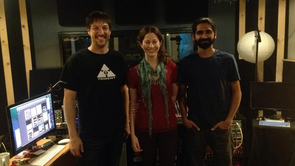 Syreim at Ultimate Rhythm Studios