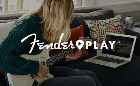 Bass Curriculum Up on Fender Play