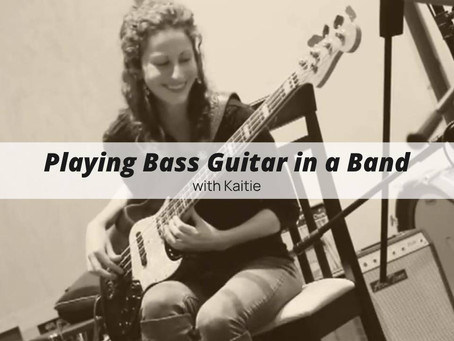 5 Easy Tips for Playing Bass Guitar in a Band Like the Pros