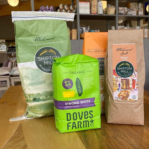 Flour & baking extras