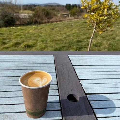 Coffee corner - Takeaway hot drinks