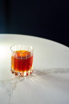 Monarch Club cocktail for Hour Detroit