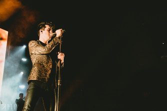 Brendan Urie of Panic! at the Disco