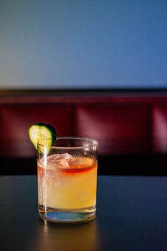 Sid Gold's cocktail for Hour Detroit