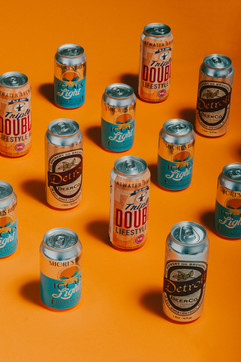 Low-calorie beers for Hour Detroit