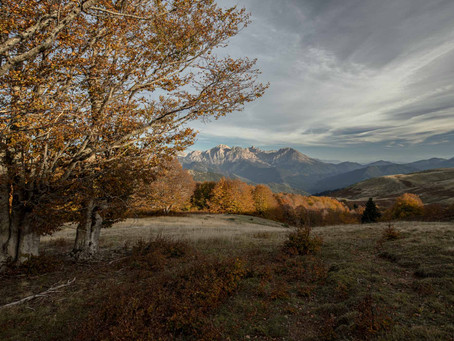 Γραμμένη Οξυά - A Photo trip to Grammeni Oxia