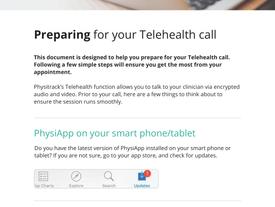 Wanneer Online Fysiotherapie en hoe te starten