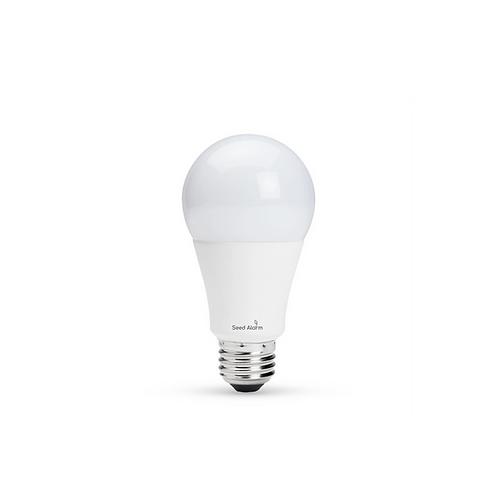 SeedAlarm A19 Smart Wi-Fi Light Bulb - 2Pack