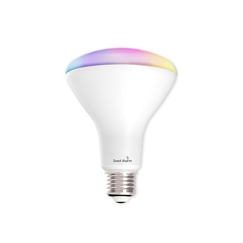 SeedAlarm BR30 Smart Light Bulb 