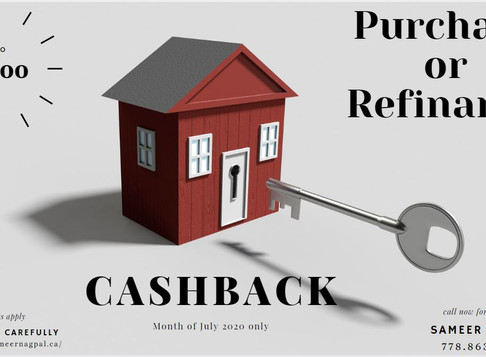 "Upto $2500 Cashback Offer | CODE ""CASHBACK202007"""