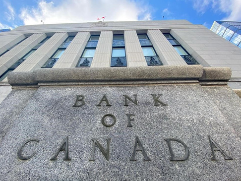 Bank of Canada keeps the rate .25%