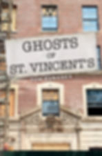 Cover of Ghosts of St. Vincent's by Tom Eubanks