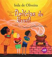 Folclore em versos: Delícias do Brasil