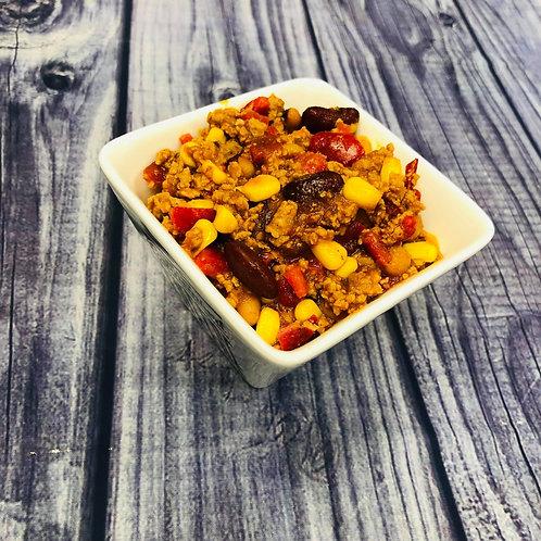Chili de porc - 2 portions