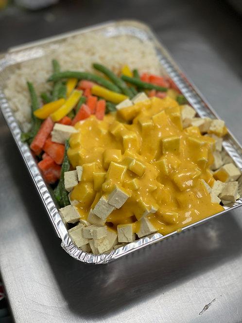 Tofu style poulet au beurre - 2 portions