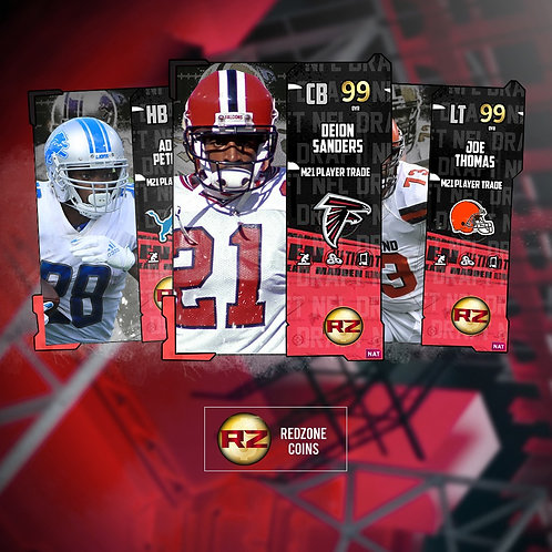 99 OVR 1st Round NFL Draft Players - Madden 21 Ultimate Team