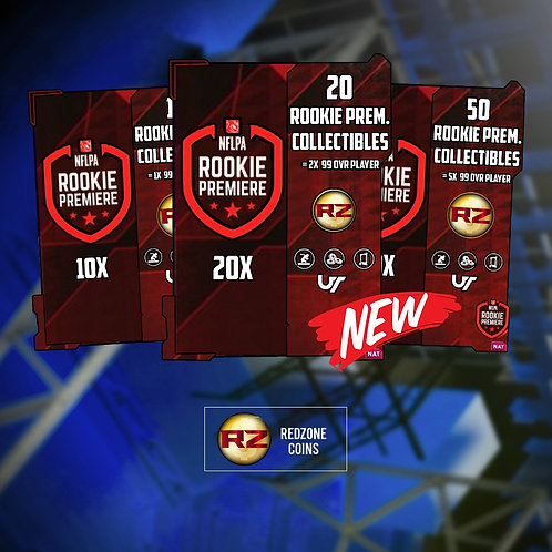 10+ Rookie Premiere Collectibles - Madden 21 Ultimate Team