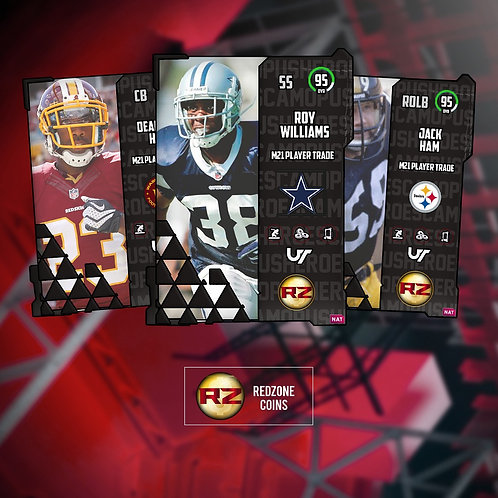 95 OVR Campus Heroes   Players - Madden 21 Ultimate Team