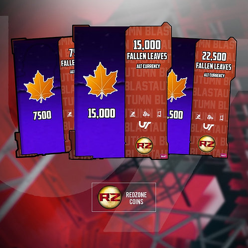 Thanksgiving Fallen Leaves -  Madden 21 Ultimate Team Currency