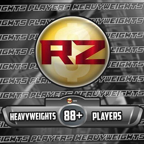 88+ OVR MUT Heavyweights Players - Madden 22 Ultimate Team