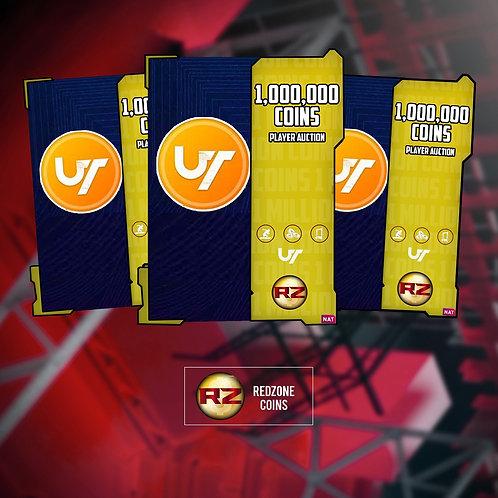 1 Million Coins #RockinRZ Special  -  Madden 21 Ultimate Team