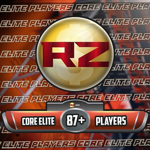 85 - 89 OVR Core Elite Players - Madden 22 Ultimate Team