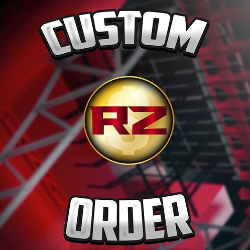 Red Zone Coins Custom Orders-   Madden 21 Ultimate Team