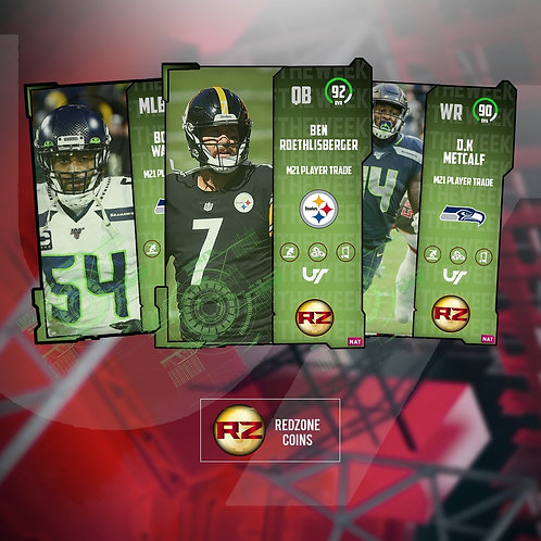 90 - 93 OVR Team Of The Week Players - Madden 21 Ultimate Team