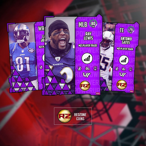 Base Power Up Players - Madden 21 Ultimate Team