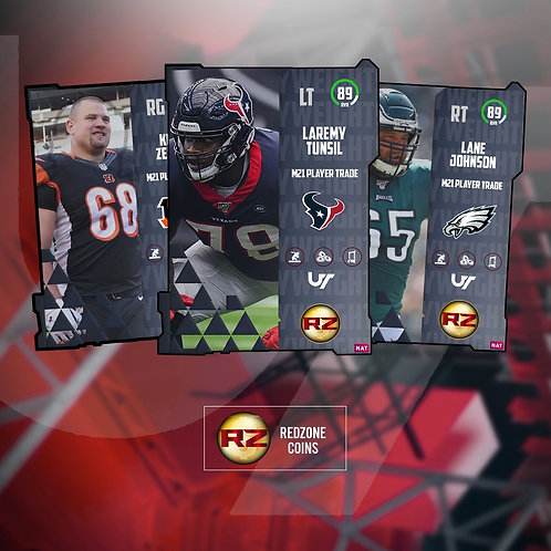 89 - 91 OVR Heavyweight Players - Madden 21 Ultimate Team