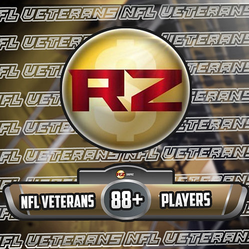 88+ OVR NFL Veterans Players - Madden 22 Ultimate Team