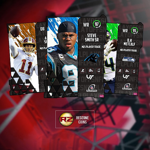 NFL Playoffs Players - Madden 21 Ultimate Team