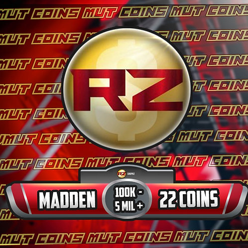 Madden 22 Ultimate Team Coins