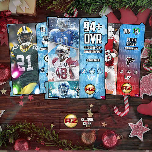 Random 93+ OVR ZC/OOP or Ghost Player  #RockMas -  Madden 21 Ultimate Team