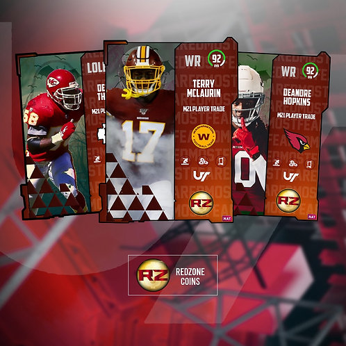90 - 92 OVR Most Feared Players - Madden 21 Ultimate Team