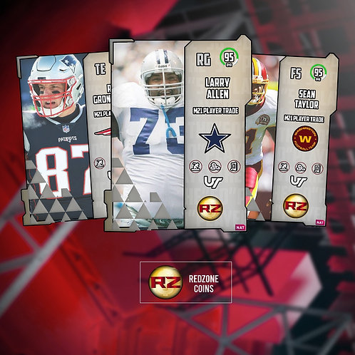 """92 - 95 OVR The """"50"""" Promo Boss Players - Madden 21 Ultimate Team"""