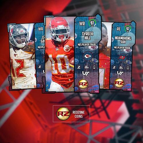 95 - 97 OVR Super Bowl Present Players - Madden 21 Ultimate Team