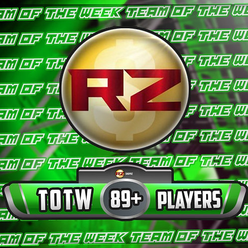 89+ OVR Team Of The Week Players - Madden 22 Ultimate Team