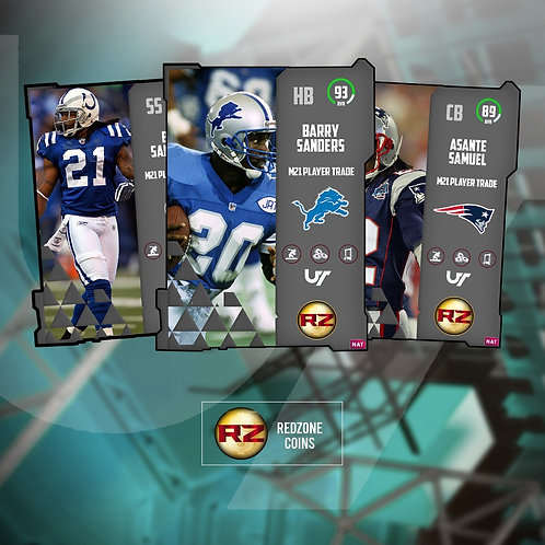 Theme Diamond Players - Madden 21 Ultimate Team