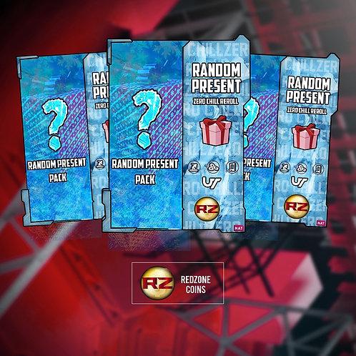 Random Present Pack Zero Chill -  Madden 21 Ultimate Team